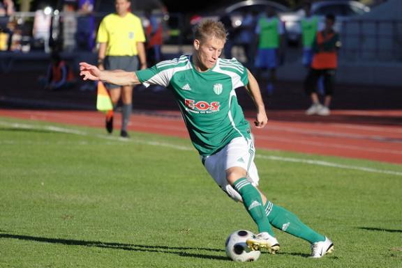 162597bbb01 FC Levadia hingekirja kuuluvad Eesti koondislased Tarmo Kink ja Tihhon  Šišov said Ungari kõrgliigaklubist lepingupakkumised.