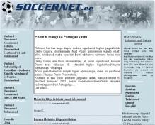 RR: Soccernet kui aken jalgpallimaailma