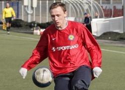 Aleksandr Tarassenkov lõi Levadia puuri kaks palli. Foto: Siim Semiskar/ERR Sport (arhiiv)