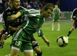 Levadiale suureks abiks olnud Kristian Marmor otsustas jalgpalliga lõpetada. Foto: Timo Kikas