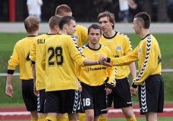 Meistriliiga võistkond kannab uuel hooajal FC Viljandi nime. Foto: Rein Murakas