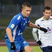 Kaarel Kiidron annab Tammeka kaptenipaela edasi. Foto: Rein Murakas