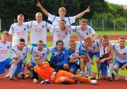 """FC Viljandi pallurid peavad nüüd leidma endale uue """"kodu"""". Foto: Gertrud Alatare"""