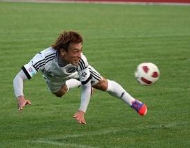 Hidetoshi Wakui - mullune fännide lemmik number 2. Foto: Rein Murakas