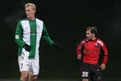 Sander Post (vasakul). Foto: Valdas Knyzel