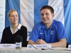 Tammeka hooajaeelne pressikonverents. Foto: Imre Pühvel