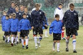 Märtsikuistes mängudes pole Eesti jaoks midagi uut. Loodetavasti lund täna siiski ei saja. Foto: Catherine Kõrtsmik