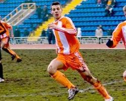 Tripkovic on mänginud ka Ukrainas. Foto: Vjatšeslava Kalinina