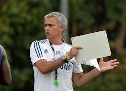 Jose Mourinho soetab endale noore sakslasest mängujuhi? Foto: Chelsea FC Twitter