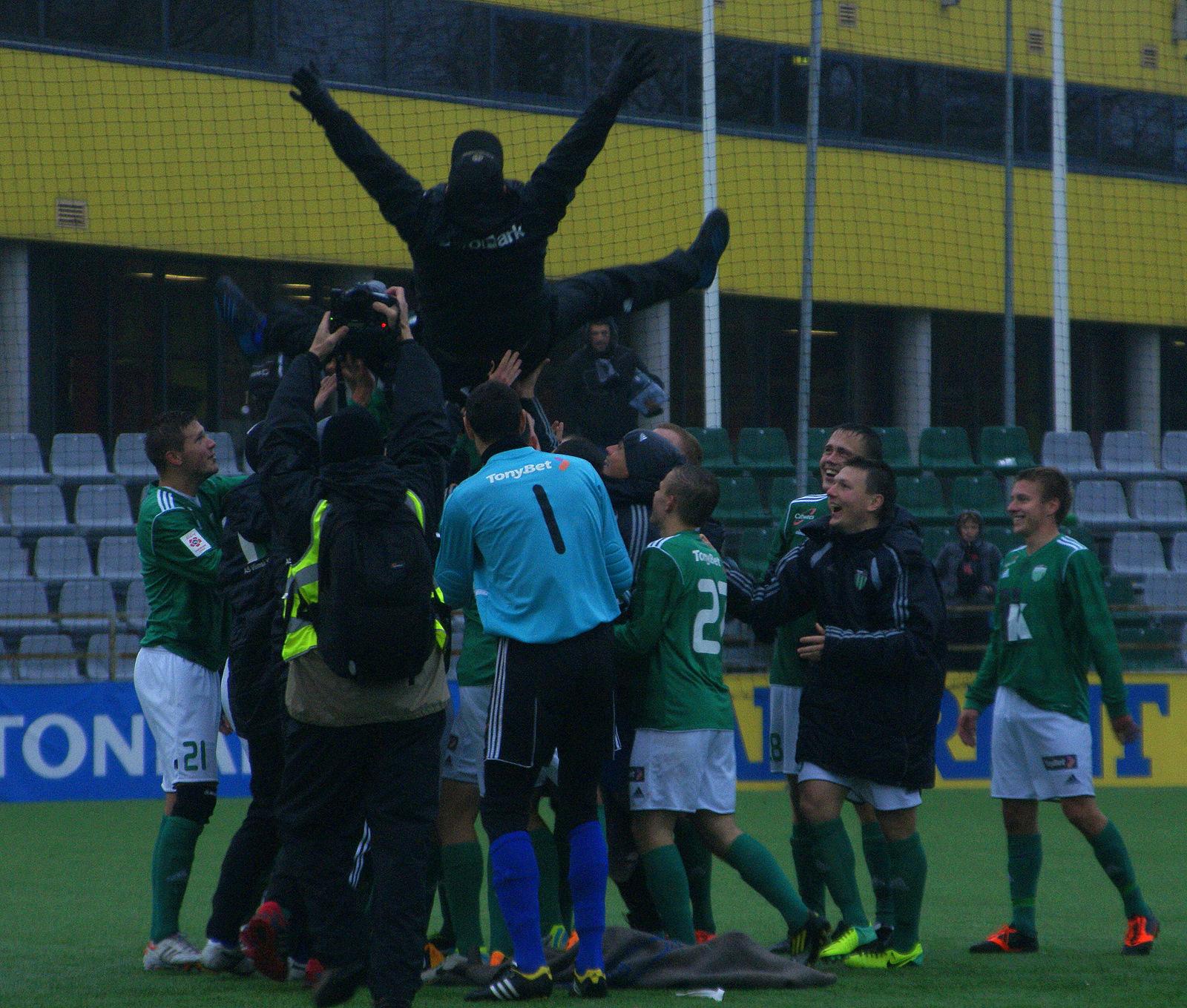 a1f3d3121af Meistriliiga 2013: Parimad treenerid, fännid, ämbrid... - Soccernet ...
