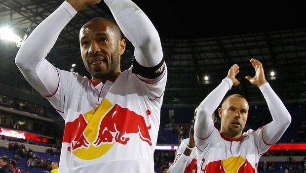 Thierry Henry ja Joel Lindpere endise koduklubi New York Red Bullsi järelkasvumeeskond mängib samuti PDL-is. Foto: New York Red Bulls