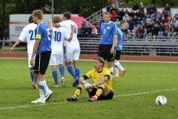 Viimane kord Balti turniiril kohtudes jäi 2:1 peale Soome. Foto: Imre Pühvel