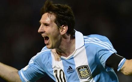 Parimaks valiti siiski Messi