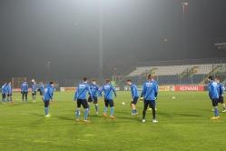 Stadio Olimpico osutus Eesti koondisele väga valusaks paigaks. Foto: Kasper Elissaar