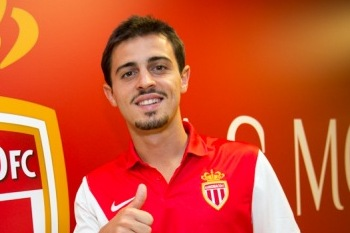 Bernardo Silva särab isegi Monaco ründestaaride vahel