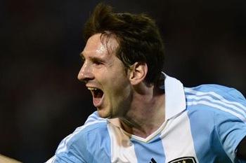 Messi kahetseb MM-i finaali elu lõpuni