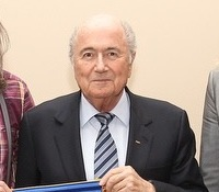 Sepp Blatter. Foto: FIFA