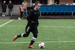Endine noortekoondislane Kevin Ingermann hindab meeskonna sees valitsevat õhkkonda. Foto: Tallinn C.F. Facebook