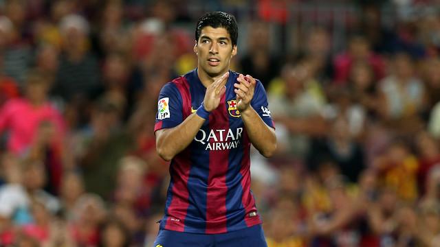 Liiga rets! Suarez oli mõni aasta tagasi ikka täiesti pidurdamatu