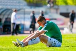 Ingemar Teever ja FC Levadia väravat kirja ei saanud. Foto: Gertrud Alatare