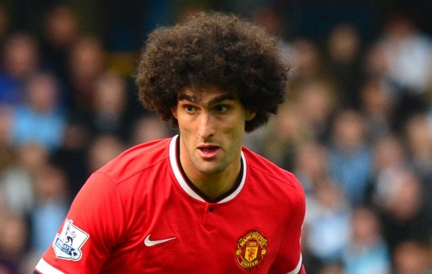 Marouane Fellaini. Foto: sports.ndtv.com