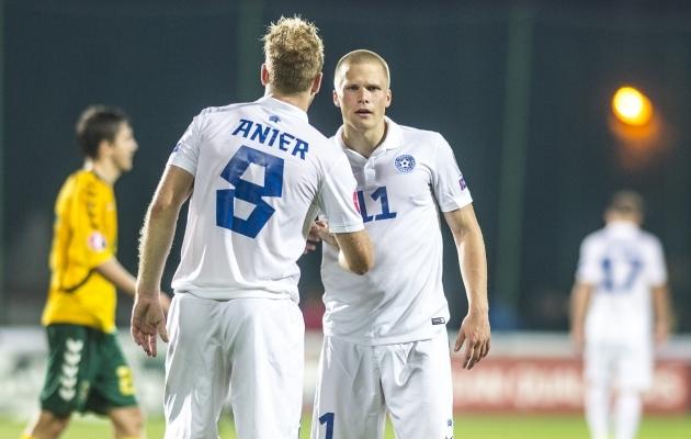 Aivar Pohlak loodab, et Henrik Ojamaa murrab end tagasi koondisesse. Foto: Hendrik Osula