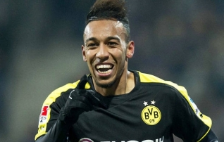 Aubameyang moosib Real Madridi