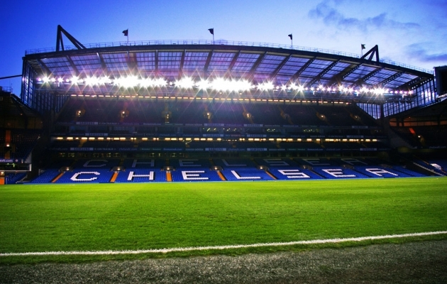 Stamford Bridge. Foto: wikipedia.com