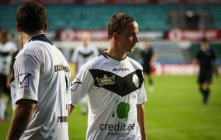 Tartu Merkuur ja Narva United võitlevad pääsu eest Leetu