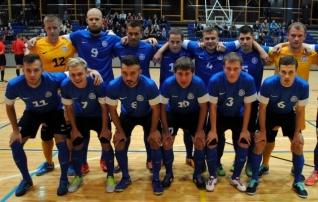 Saalijalgpallurid alustavad EM-ile pürgimist Lätist