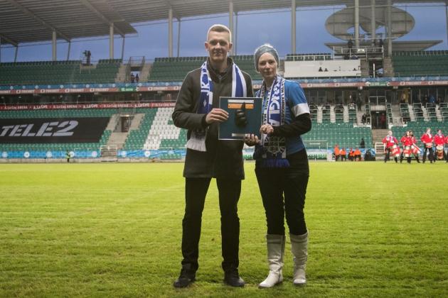 Aasta jalgpalligeenius 2015 - Sepa Jalgpallikeskus! Foto: Jana Pipar