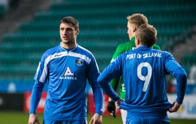 5. november - teist korda kolme hooaja jooksul lõpetab Jevgeni Kabajev (vasakul) liiga parima väravakütina. Saldoks jääb 25 väravat. Foto: Jana Pipar