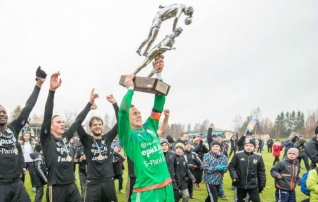 Aksaluta Seinäjoki sai suure võidu