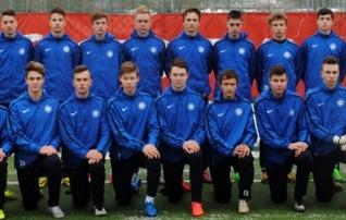 Prantsusmaa noored lõid Eestile seitse väravat