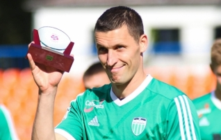 Ei läinud kaua: Levadia alistas Teeveri väravast Soome klubi