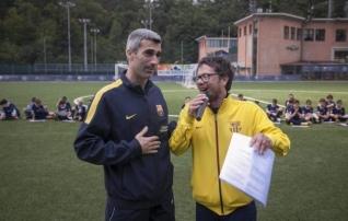 Intervjuu Eestis laagrit korraldava Barca akadeemia koordinaatoriga