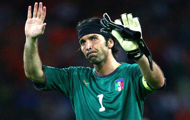Gianluigi Buffon. Foto: football-pictures.net
