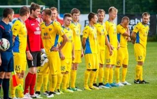 Saaremaa loositi Saarte mängudel tiitlikaitsja alagruppi