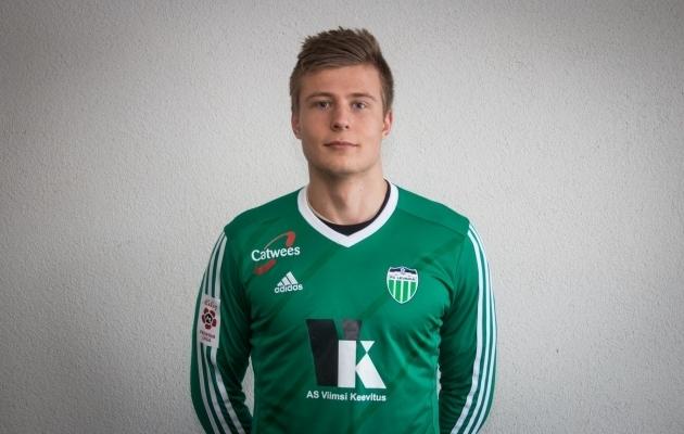 Raido Kannel. FC Levadia kodulehekülg