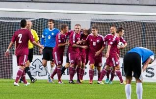 Läti läheb Balti turniirile Rudnevsiga