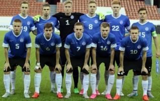 Läti võit säiltas U-21 koondise tiitlilootuse