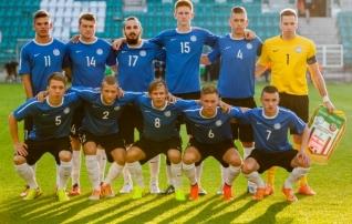 U-21 koondise valikmängud toimuvad Tallinnas ja Pärnus