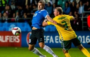 Leedul Eestiga probleeme ei tekkinud