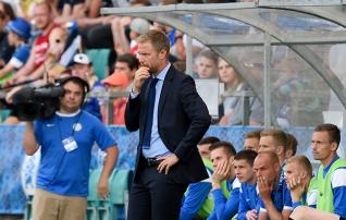 Pehrsson: Vassiljev pole veel meeskonnaga treeninud