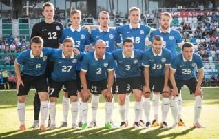 Eesti algkoosseisus 6 muudatust