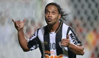 Ronaldinho on ka inimene!