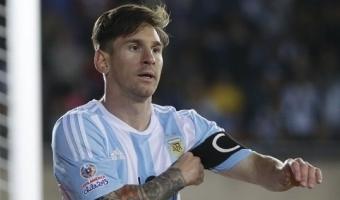 Vaata fänni videot Messi iluväravast!