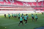 Portugali koondise mängueelne treening