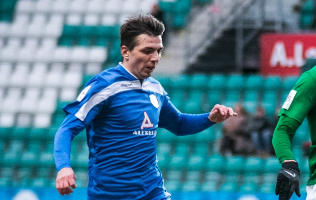 Ainsa Sillamäe mängijana lahkus suvel klubist Vitalijs Zils. Foto: Jana Pipar
