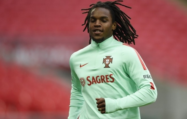 Renato Sanches. Foto: indianexpress.com